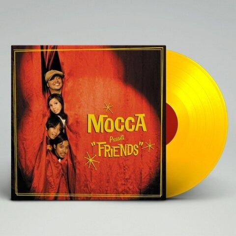Mocca - Friends (vinyl reissue)