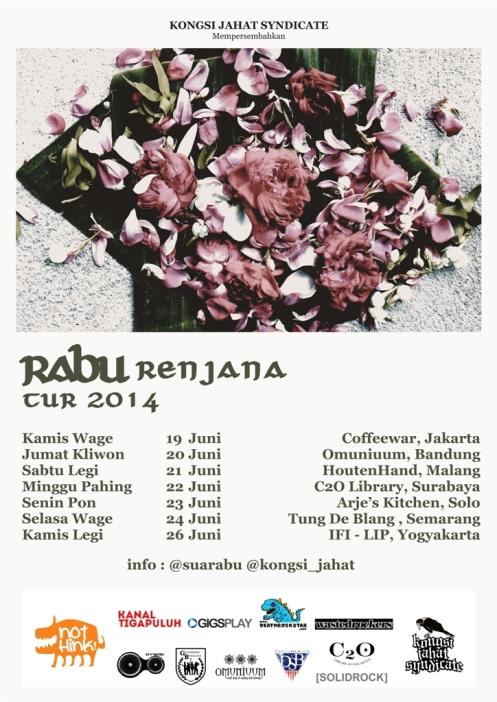 RABU Tour 2014