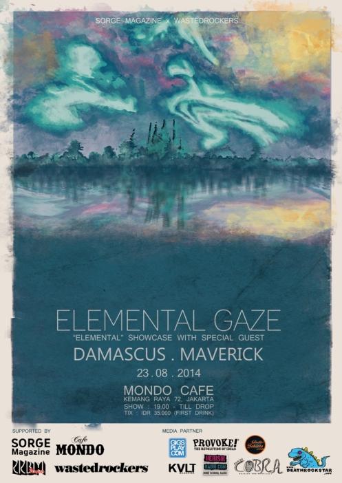 Elemental Gaze showcase Jkt