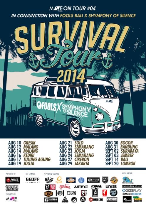 Survival Tour 2014
