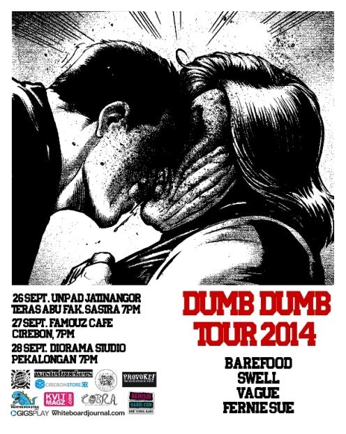 Dumb Dumb Tour 2014