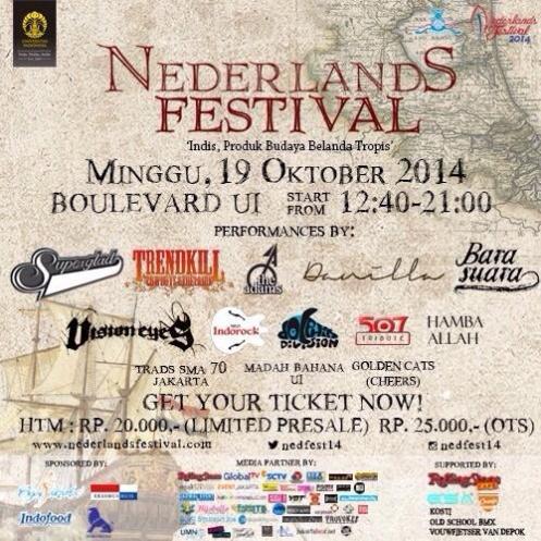 NedFest - music concert