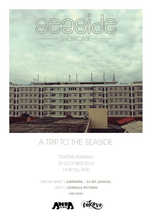 Seaside showcase