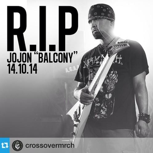 Jojon Balcony
