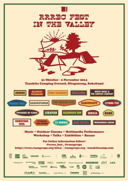 RRRec Fest 2014 (line-up)