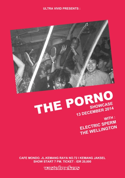 The Porno showcase (fix poster)