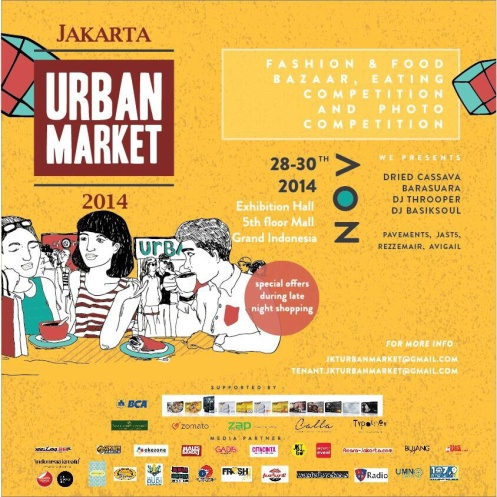 Jkt Urban Market