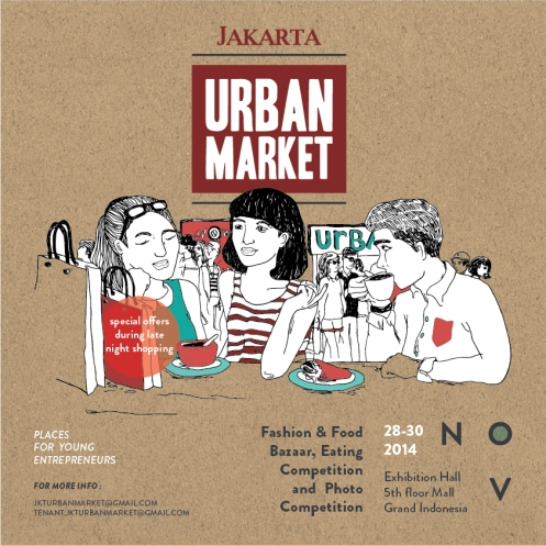 Jkt Urban Market 2014