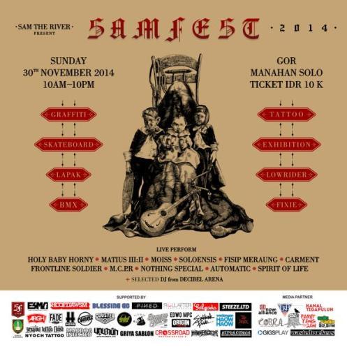 SamFest 2014