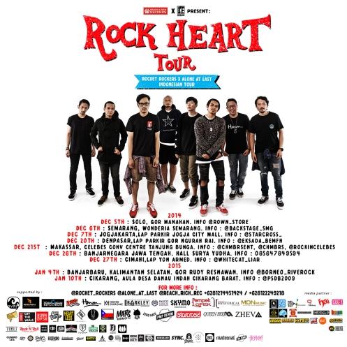 Rock Heart Tour