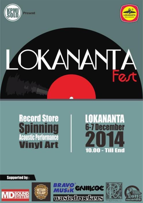 Lokananta Fest 2014