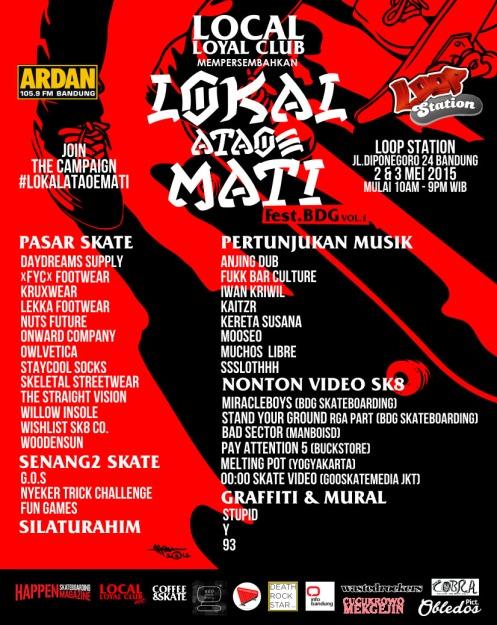 LOKAL ATAOE MATI Fest