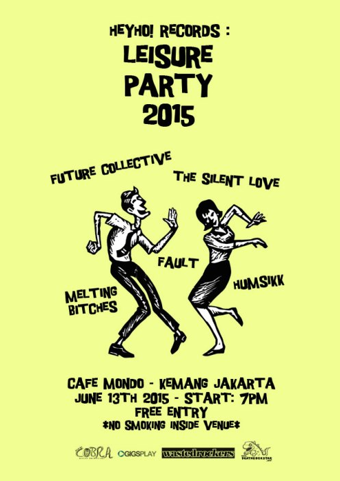 Leisure Party 2015