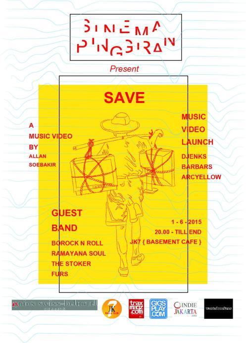 Sinema Pinggiran - Save