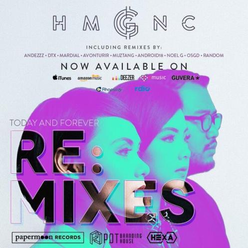 HMGNC - Today and Forever Remixes