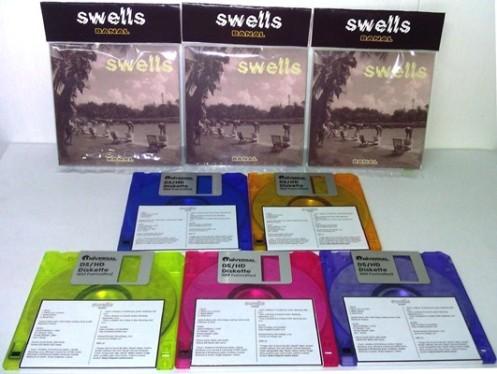Swells - Banal [floppy-disk]