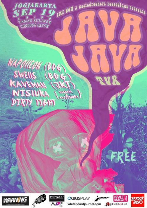 JavaJava Tour 2015 (chapter Yogyakarta)