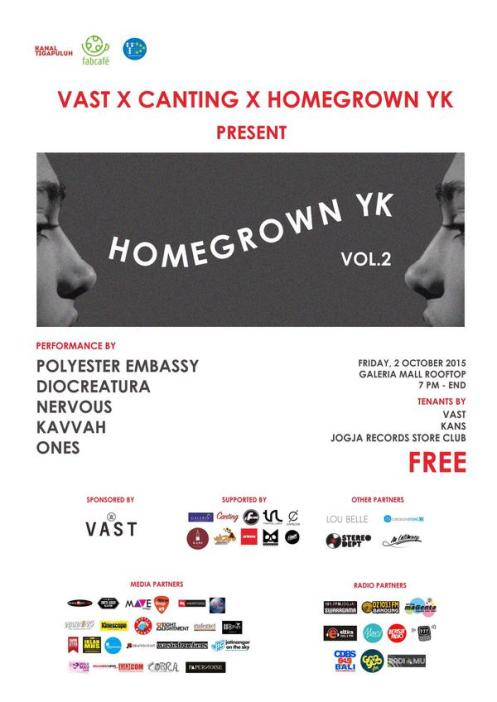 Homegrown Yk vol.2