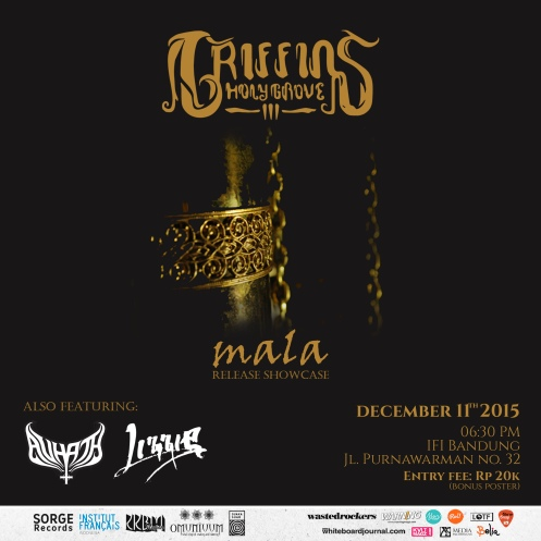 Griffins Holy Grove - Maia (album launching)