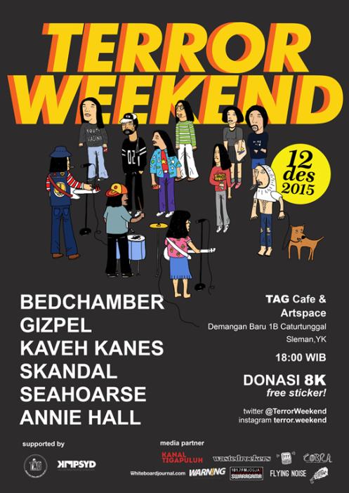 terror weekend 5