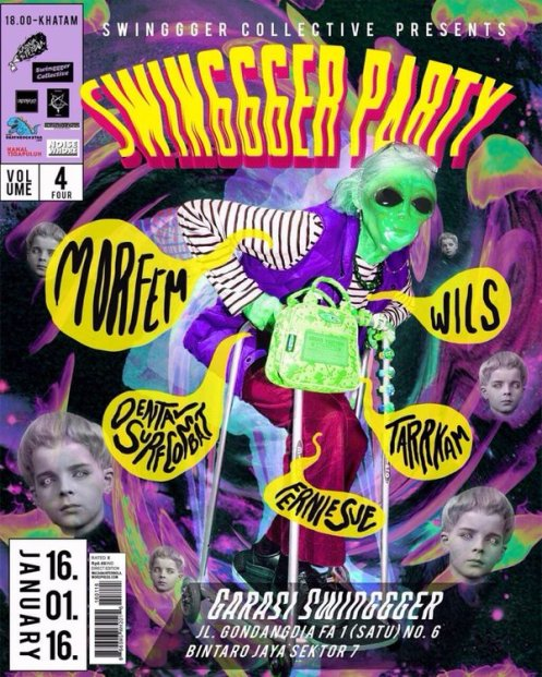 Swin666er Party vol.4