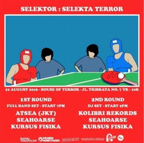 Selekta Terror